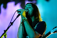 Kevin Parker (pictured in 2015) recorded, produced and mixed Currents.