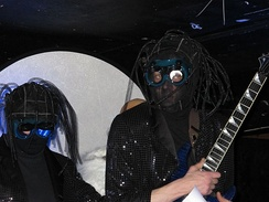 The Residents at The Middle East (Cambridge, MA) in 2010