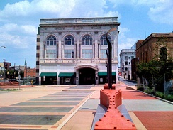 Allentown Symphony Hall, located on Allentown's North Sixth Street, was originally built in the late 19th century as a market.