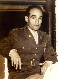 World War II fighter pilot and member of the Tuskegee Airmen, Alix Pasquet