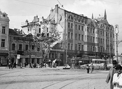 German bombing of Belgrade in 1941