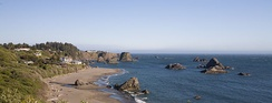 Chetco Point, Brookings, Oregon