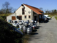 Cropton Brewery is located in Cropton, a village and civil parish in the Ryedale district of North Yorkshire