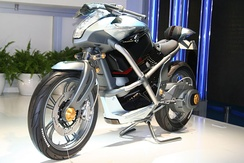 Suzuki Crosscage fuel-cell concept at the 2007 Tokyo Motor Show