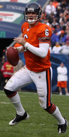 The Bears made one of the biggest trades in team history by acquiring Pro Bowl quarterback Jay Cutler in 2009.