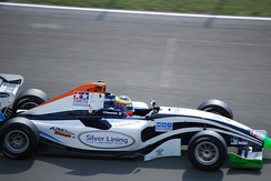With six victories, Dean Stoneman won the championship by 42 points from nearest rival Jolyon Palmer.