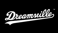 The logo of Cole's Dreamville Records imprint