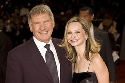Ford and Calista Flockhart at the 2009 Deauville American Film Festival