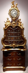 Clock-chest for Frederick the Great (1742)