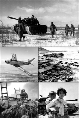 June 25: Korean War begins.