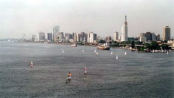 Divided into several Local Government Areas, Lagos, the most populous city in Africa, and one of the most populous and fastest growing cities in the world, does not count as a city proper