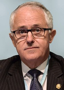 Malcolm Turnbull,In office: 2015–2018Age: 64