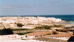 Merca is an ancient Islamic center in Somalia.