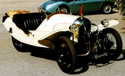 1926 Morgan Aero 2-seater Sports