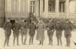 Soldiers of the Greater Poland Army during the winter of 1919/20