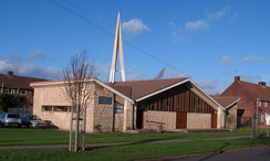 St Aidans Church, Chapelfields