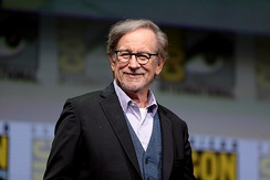 Steven Spielberg (shown here in 2016) earned critical acclaim for his directing on the film and would later win his second Academy Award for Best Director.