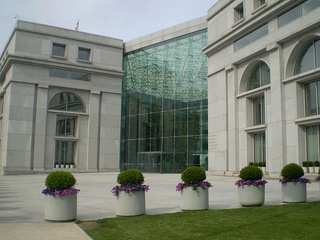 Thurgood Marshall Federal Judiciary Building front.JPG
