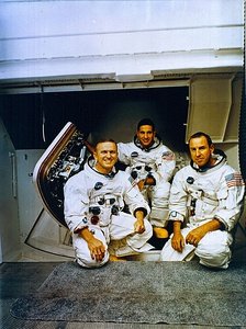 December 21, 1968: Borman, Lovell and Anders escape the gravity of Earth
