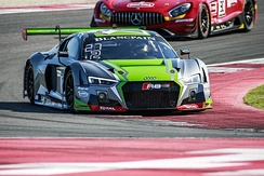 Will Stevens races in the 2017 Blancpain Endurance Series with Belgian Audi Club Team WRT.