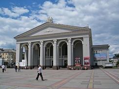 Областной музыкально-драматический театр