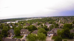 View from above West Omaha