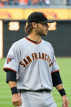 In the fourth inning, Brandon Crawford hit the first postseason grand slam by a shortstop.