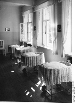 A Lebensborn facility in 1936