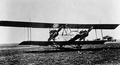 "The most radical development of the Curtiss JN-4 was the Twin JN (or ""Twin Jenny"") in limited production and service with the US military."