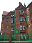 The Listed Building (formerly Floodgate School), Digbeth Campus, South Birmingham College - a former Birmingham board school