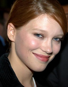 Seydoux at the Lumières Award in January 2014