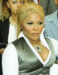 "American rapper and singer Lil' Kim is known as the ""Queen Bee""."