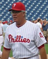 Pete Mackanin became the Phillies manager in 2015 to 2017.