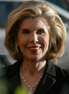 Baranski at the 2012 Romy Awards