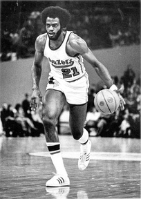 Sidney Wicks, who played in four NBA All-Star Games while with the Trail Blazers, won the 1971-72 NBA Rookie of the Year Award after averaging 24.5 points per game and 11.5 rebounds per game.