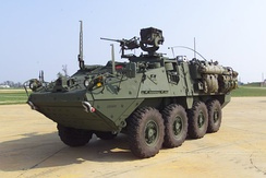 United States Army M1127 Reconnaissance Vehicle