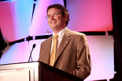 Massie speaking at the 2013 Liberty Political Action Conference (LPAC)