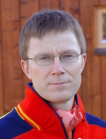 Tore Johnsen, Sami Christian priest and leader of the Sami Church Council, and an important figure at the 2004 Samiske kirkedager