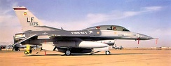 "312th TFTS – F-16D Block 25 83-1175 Aircraft marked as ""F-16D No. 1"""