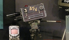 ATV camera at the National Media Museum, Bradford