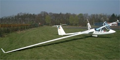 ASH25M—a self-launching two-seater glider