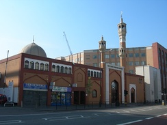 The BNP have called for the banning of any further mosques being constructed in the UK