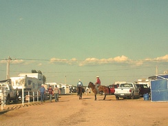 International Finals Youth Rodeo in Shawnee, Oklahoma