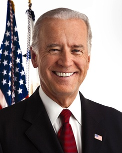 "Joseph (""Joe"") Biden J.D. '68, 47th Vice President of the United States"