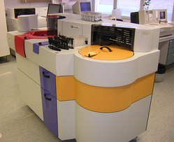 Clinical chemistry: an automated blood chemistry analyzer