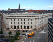 Copenhagen Court House at Nytorv