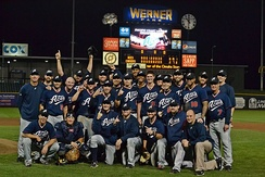 The 2012 PCL champion Aces