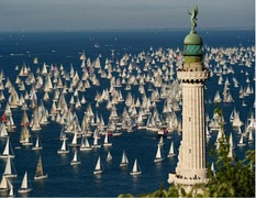 "The Barcolana regatta in Trieste, Italy, was named ""the greatest sailing race"" by the Guinness World Record for its 2,689 boats and over 16,000 sailors on the starting line.[265]"