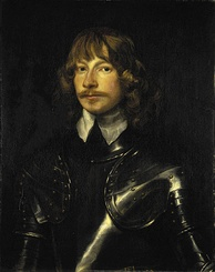 James Graham, 1st Marquess of Montrose, who led a successful pro-royalist campaign in the Highlands in 1644-46.