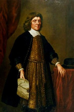 Cecil Calvert, 2nd Baron Baltimore was the first Proprietor and Proprietary Governor of the Province of Maryland.